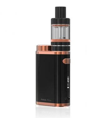 e sigaret ELEAF ISTICK PICO 75W TC FULL KIT BLACK BRONZE  e sigaret ELEAF ISTICK PICO 75W TC FULL KIT BLACK BRONZE 413237 350x380