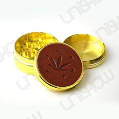 Unishow Fashion Gold Aluminum  Unishow Fashion Gold Aluminum 22be42ad90da7523a82ec0e48a0c4ef0 weed leaves pollen