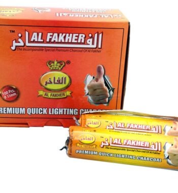 Al Fakher kooltjes - 33mm  Al Fakher kooltjes – 33mm al fakher kolen 33mm 1 350x380