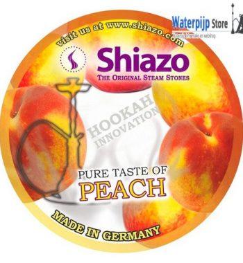 Tabak SHIAZO STONES 100 GRS PEACH  Tabak SHIAZO STONES 100 GRS PEACH shiazo peach 350x380