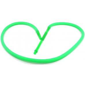 ATOMIC SILICONE GREEN HOSE 180CM  ATOMIC SILICONE GREEN HOSE 180CM TR0239968