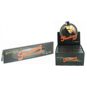 SMOKING DE LUXE SLIM PAPER  SMOKING DE LUXE SLIM PAPER 58105 C