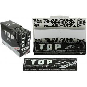 TOP PREMIUM SLIM PAPER TIPS  TOP PREMIUM SLIM PAPER TIPS 60265 C