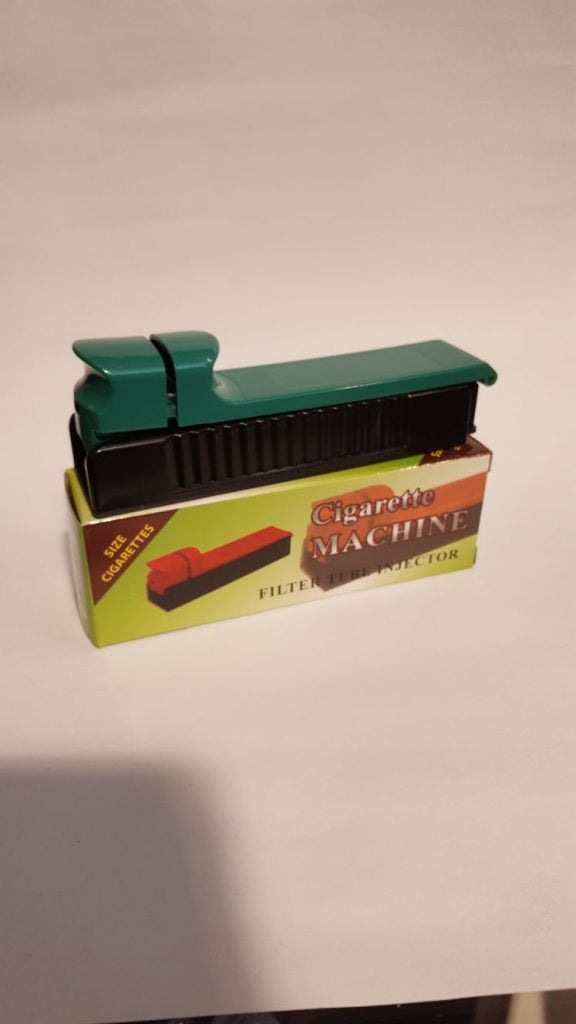 Sigarettenmachine handmatig  Sigarettenmachine handmatig 78463f75 da35 4048 986d a3e0713bab9f 576x1024