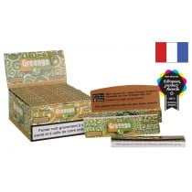French Display Greengo Unbleached King Size Slim 2 In  French Display Greengo Unbleached King Size Slim 2 In afbeelding514861 1