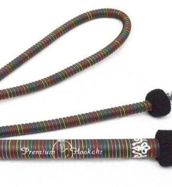 Farida Waterpijpen slang 168cm  Farida Waterpijpen slang 168cm rainbow hose 2 350x380