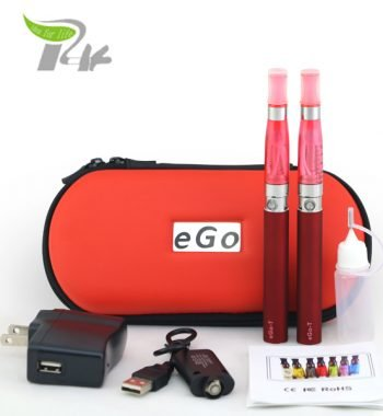 e smok CE5 EGO R  e smok CE5 EGO R CE4 EGO electronic e cigarette vaporizer vape pen double starter kit e cigarette zipper leather case 350x380
