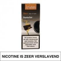 Zensations Starterkit Dark Grey Tobacco 16,5Mg Nicotine  Zensations Starterkit Dark Grey Tobacco 16,5Mg Nicotine afbeelding410103 1ST