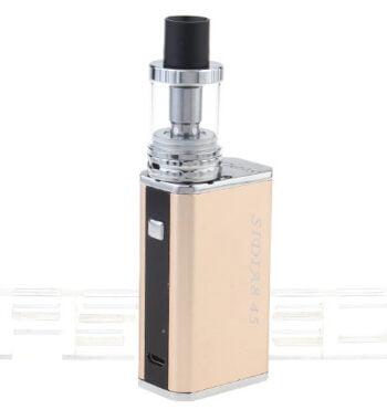 SIDIA8 45W Styled 1500mAh E-Cigarette Starter Kit  SIDIA8 45W Styled 1500mAh E-Cigarette Starter Kit 9209500 2 350x380
