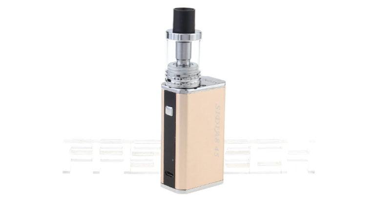 SIDIA8 45W Styled 1500mAh E-Cigarette Starter Kit  SIDIA8 45W Styled 1500mAh E-Cigarette Starter Kit 9209500 2 768x416
