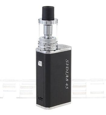 SIDIA8 45W Styled 1500mAh E-Cigarette Starter Kit  SIDIA8 45W Styled 1500mAh E-Cigarette Starter Kit 9209501 2 350x380
