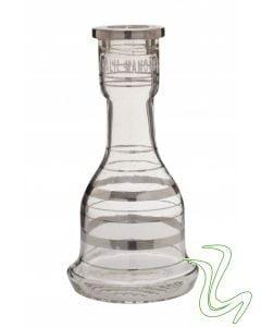 Khalil Mamoon vaas - Clear Silver  Khalil Mamoon vaas – Clear Silver mg 4463 e1382112677685 240x300