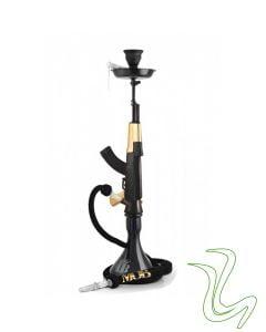 MOB - AK47 (Zwart/Goud)  MOB – AK47 (Zwart/Goud) black gold 1 1 1