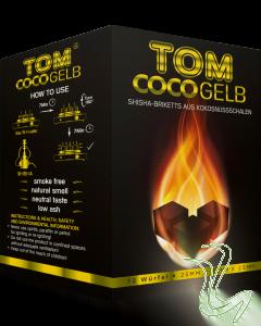 Tom Cococha - Geel (1kg)  Tom Cococha – Geel (1kg) gelb 1kg 240x300