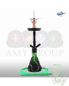 Amy - 4STAR 450 (Zwart/Groen)  Amy – 4STAR 450 (Zwart/Groen) amy 4 stars zwart groen waterpijp