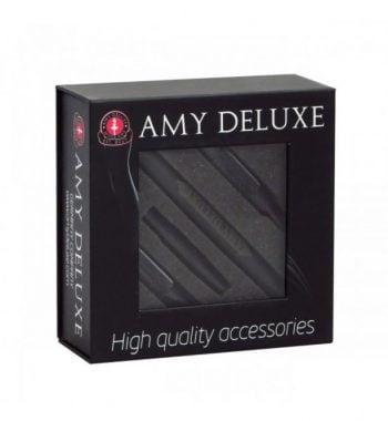 AMY Deluxe Aluminium grip slang  AMY Deluxe Aluminium grip slang zwarte amy deluxe siliconen slang 350x380
