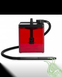 MS - Micro Cube (Zwart/Rood)  MS – Micro Cube (Zwart/Rood) mashisha zwart rood cube