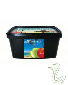 Paradise - Twisted (Two Apple) 1KG (6MG) steaming stones  Paradise – Twisted (Two Apple) 1KG (6MG) steaming stones paradise twisted double apple 1kg
