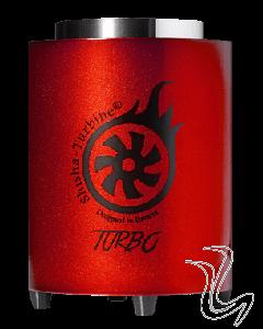Shisha Turbine - Turbo kolenverhitter  Shisha Turbine – Turbo kolenverhitter tube red banner 2